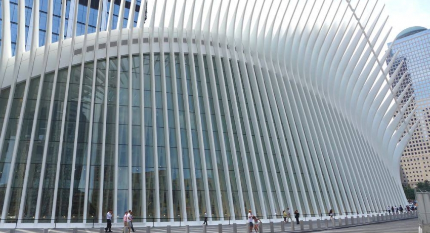 World Trade Center Oculus Transportation Hub